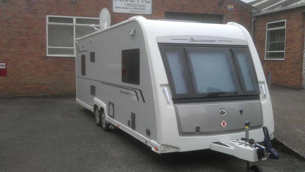 Elddis Buccaneer Touring caravan
