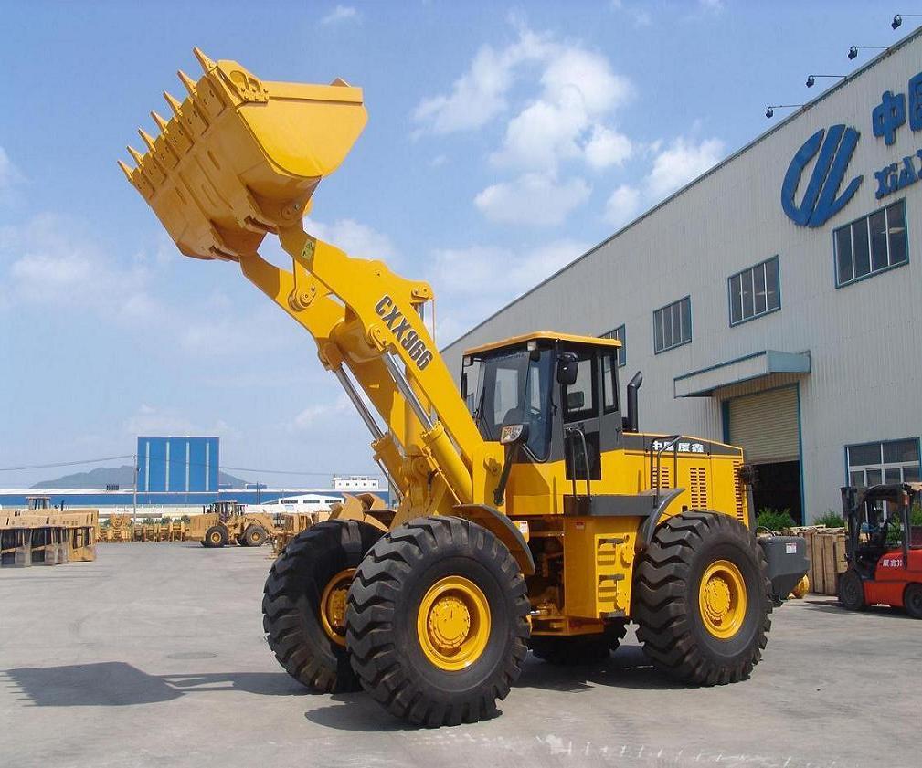 Sell-CXX966-6ton-Wheel-Loader